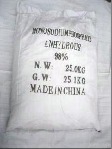 monosodium phosphate food grade Crystal