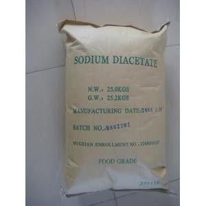 sodium diacetate E standard