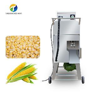 Stainless steel commercial fresh corn threshing machine (TS-W168)