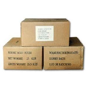Food Grade Natural Sorbic Acid