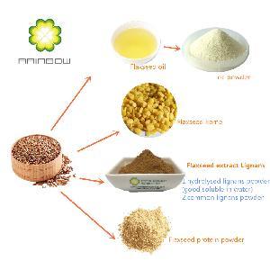 Hydrolyzed Flax Seed Extract-20%~40% SDG Lignans