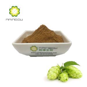 Hops extract xanthohumol 10%hops flavone hops extract