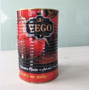 Big Tin Packing 4500g Tomato Paste