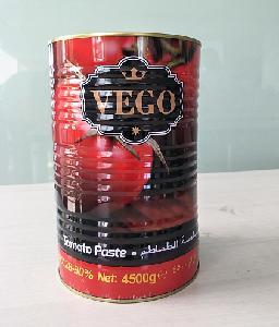 Competitive price tomato paste 4.5 kg Tomato Paste Tin Packing