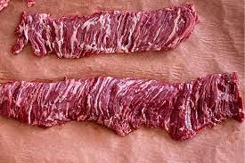 Thin Skirt Beef
