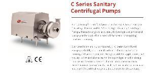 C Series Sanitary Centrifugal Pump