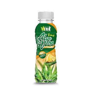 10.98 fl oz VINUT NFC Premium Aloe Vera Drink with Pineapple