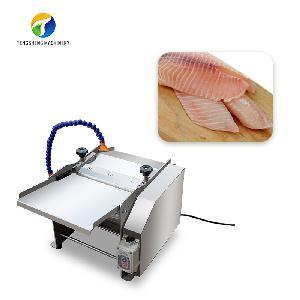 Vertical stainless steel fish peeling machine TS-SC1500
