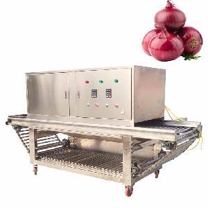 Industrial Automatic Garlic and Onion Peeling Machine