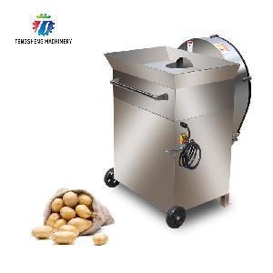 Industrial vegetable cutter garlic leaf cutter root vegetable cutting machine TS-Q1500