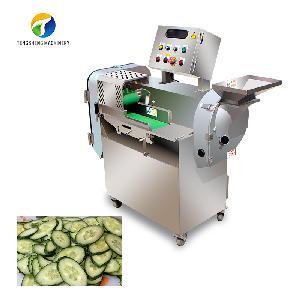 Multifunctional Vegetable Cutting Machine, Slicer, Dicing Machine, Shredder TS-Q118A
