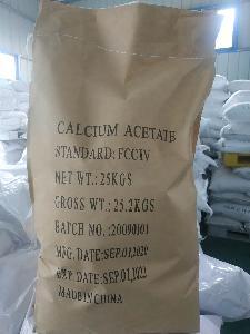 Calcium acetate anhy