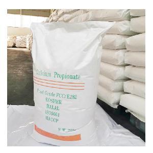 Preservative Calcium Propionate C6H10O4Ca CAS 4075-81-4