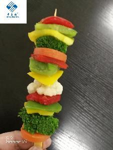 IQF Frozen Vegetable Kebab