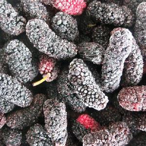 Frozen Mulberry