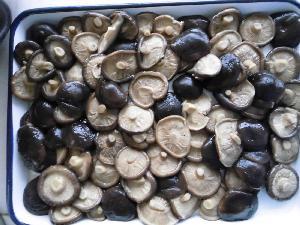 Canned Shiitake Mushroom Whole