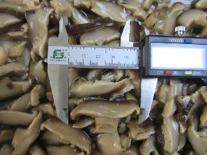 Canned Shiitake Mushroom Strip