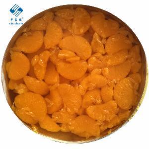 canned mandarin orange