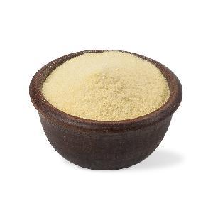 Natural textured corn flour