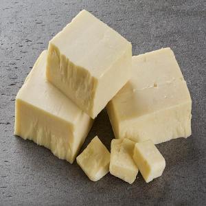 Cheese block made from fresh milk