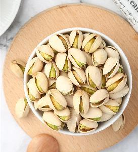 delicious pistachio nut snack