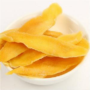 Hot fresh dried mango