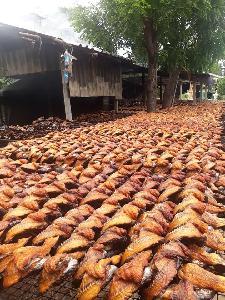 Dried Smoked catfish