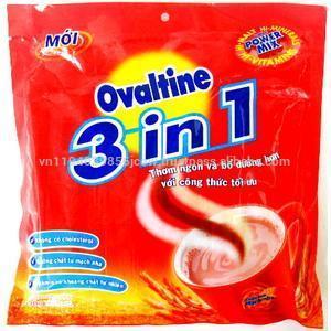 Ovaltine milk powder