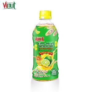 350ml VINUT Lime, Lemongrass & Honey with Deep seasalt