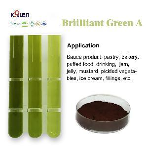 Brilliant Green A