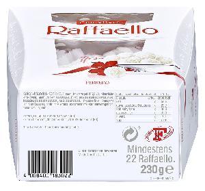 Ferrero Raffaello 150g, 230g for sale