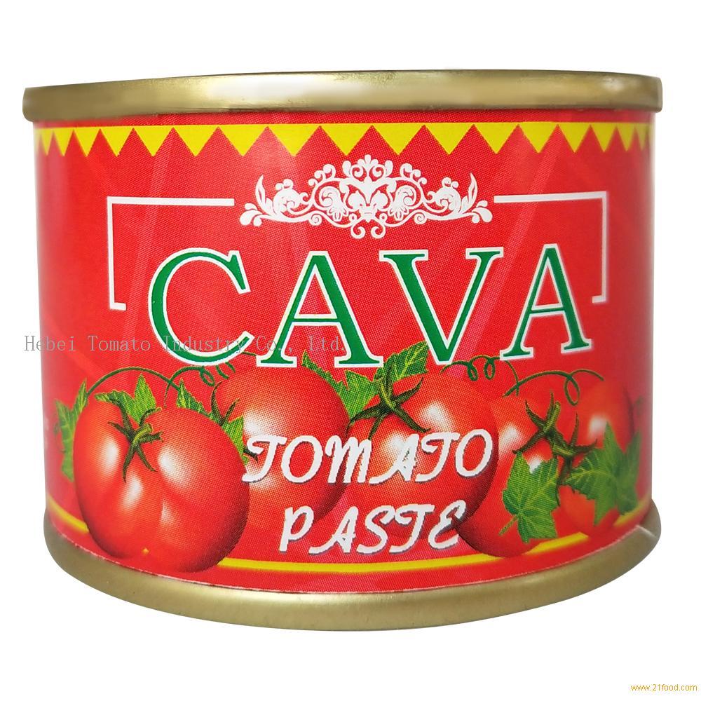 Copy of 2020 batch big size 2200g HO canned tomato paste