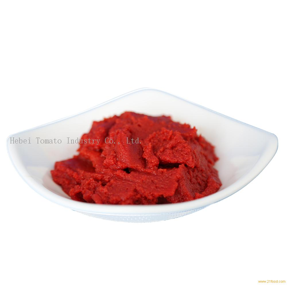 fresh red color west Africa 2200g HO canned tomato paste