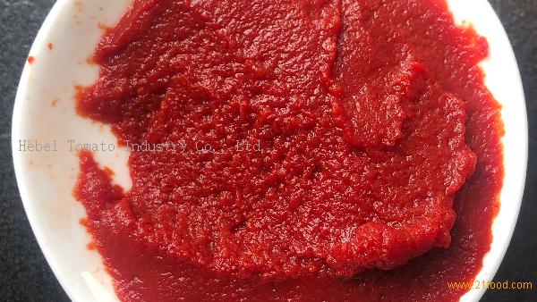 28-30% brix canned tomato paste for Africa market