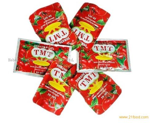 70g Flat Tomato Paste Factory Cost Price