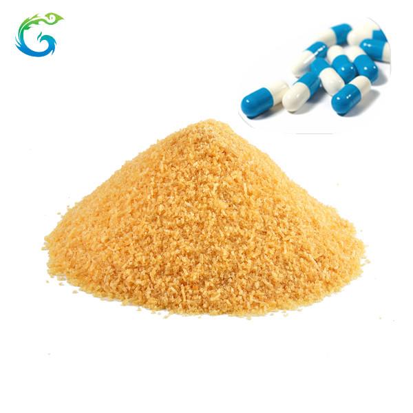 Food Grade Pharmaceuitcal Gelaitn / Halal Beef Gelatin