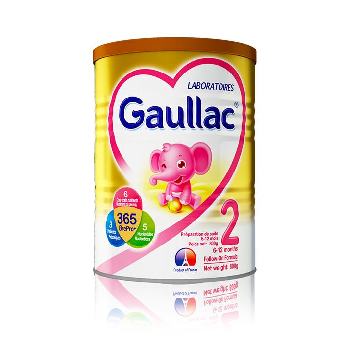 Gaullac infant formula milk powder1,2&3