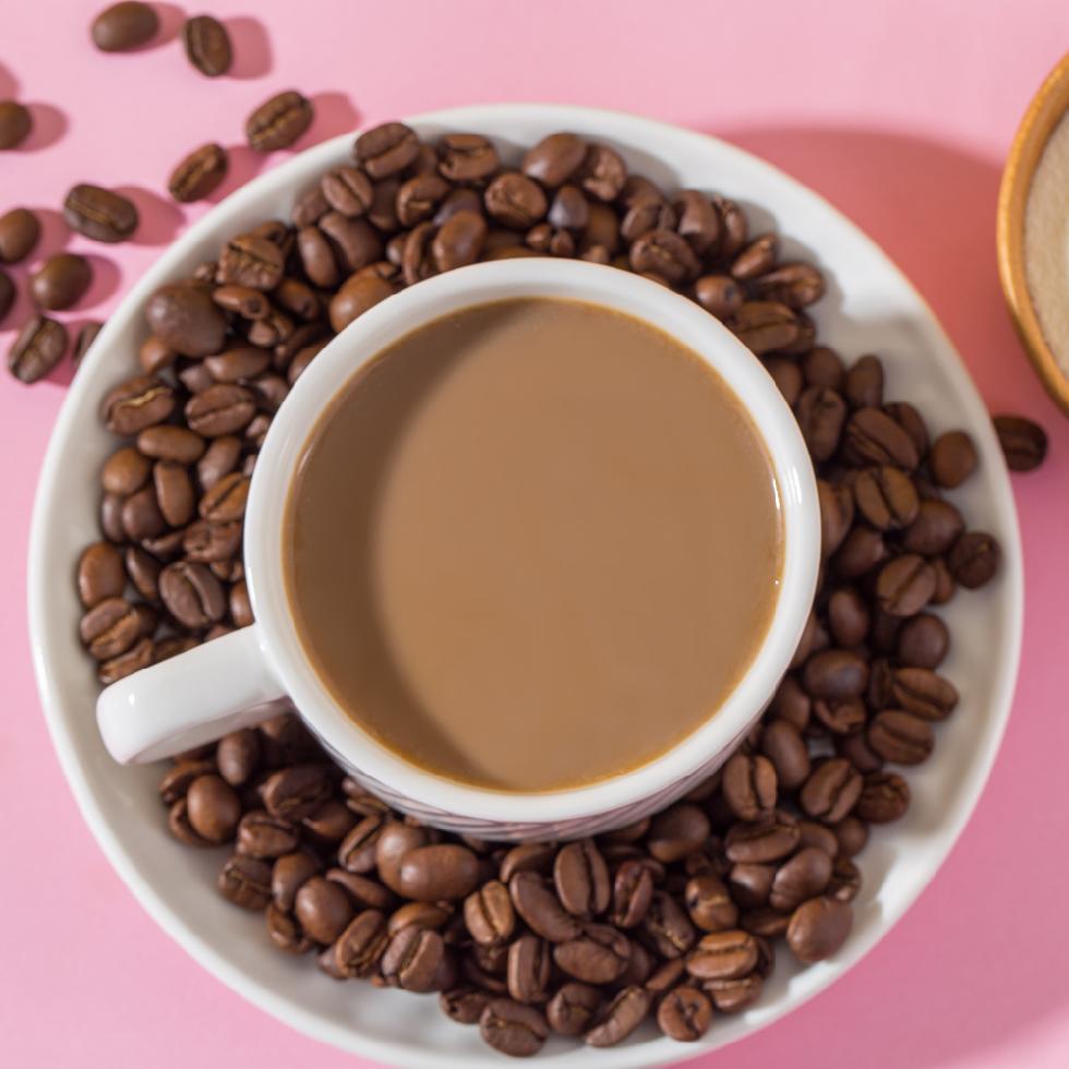 Coconut Oil Coffee Creamer Supper Creamy Mouthfeel