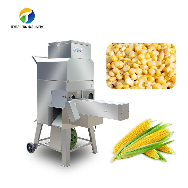 Industrial stainless steel corn sheller Sweet corn thresher (TS-W168L)