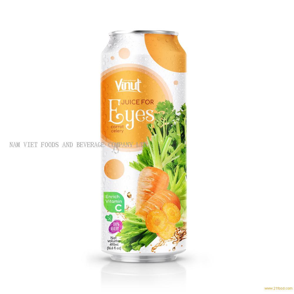 16.6 fl oz VINUT Juice drink for Eyes