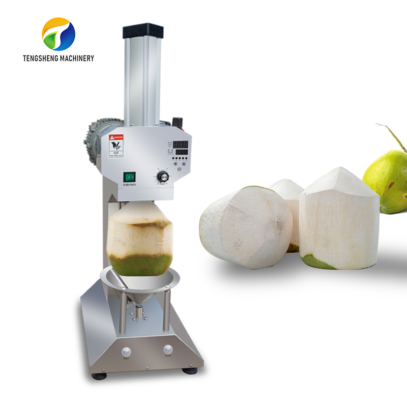 Stainless steel young coconut peeling machine (TS-P25)