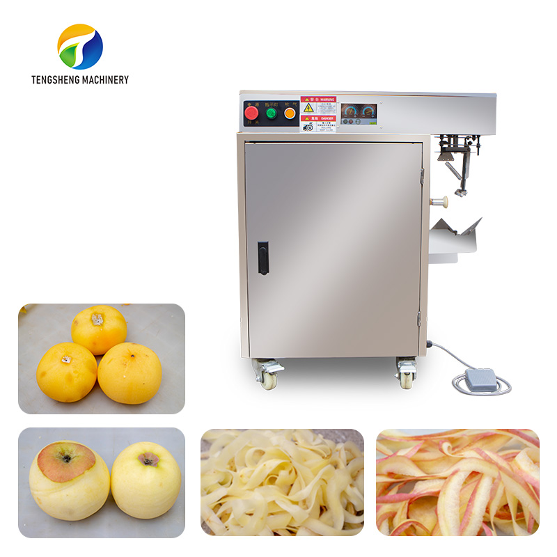 Commercial stainless steel persimmon peeler Fruit peeling machine (TS-P18S)