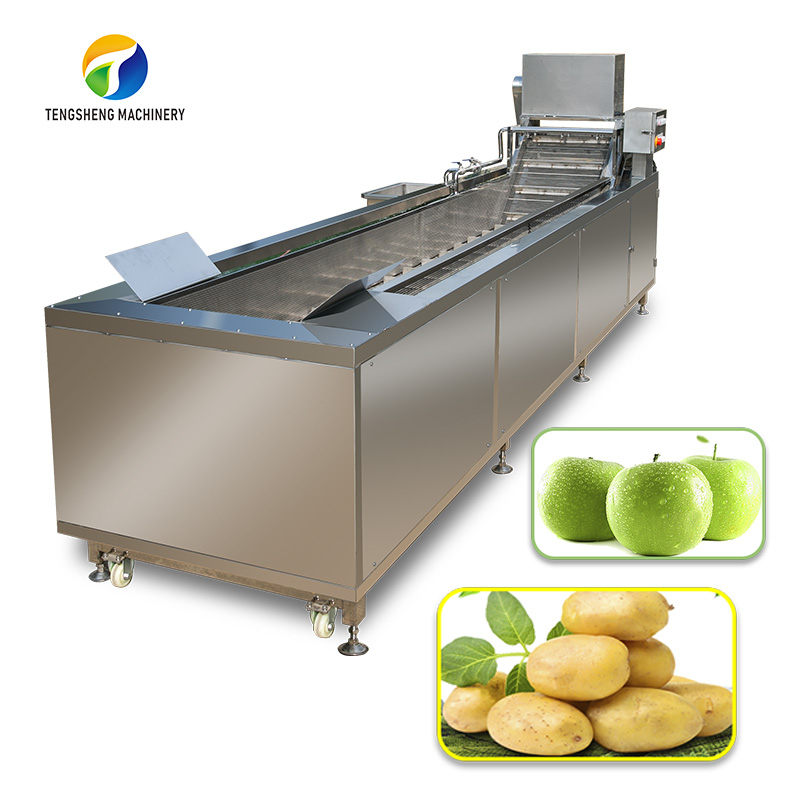 Large stainless steel vegetable and fruit washing machine potato washing machine (TS-X300)