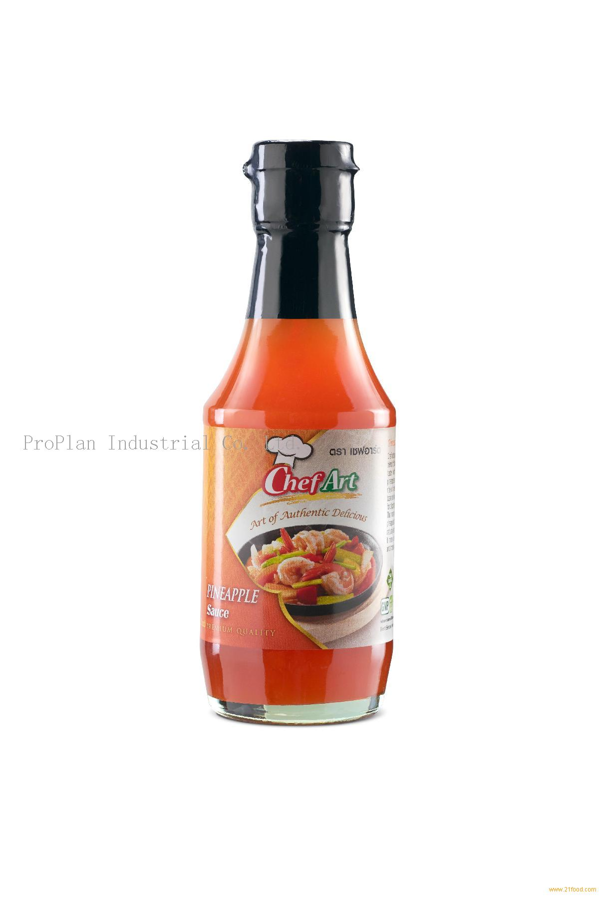 Pineapple Stir Fry Sauce