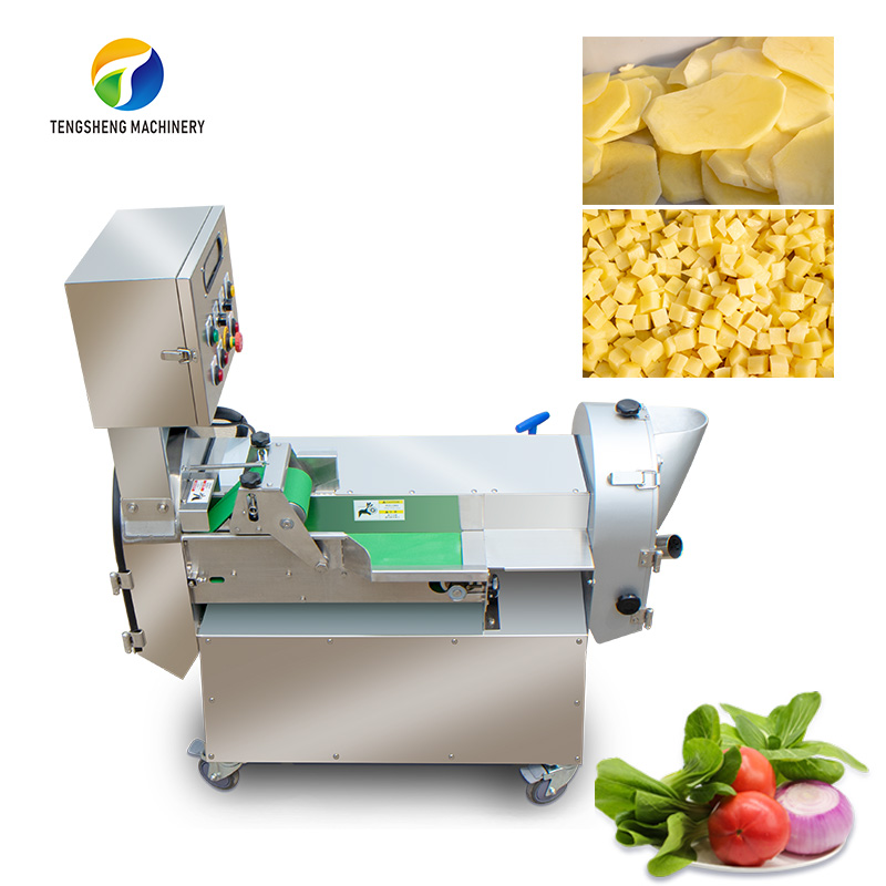 Double ended vegetable cutter potato cutting machine (TS-Q118)