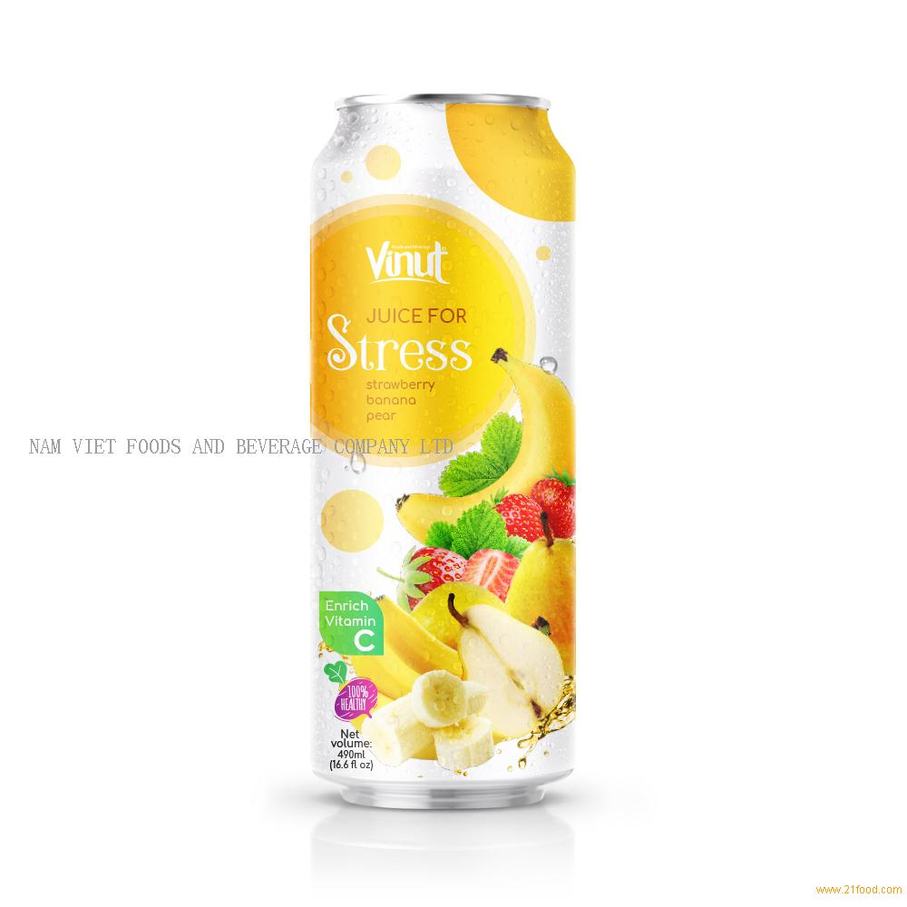 16.6 fl oz VINUT Juice drink for Memory loss