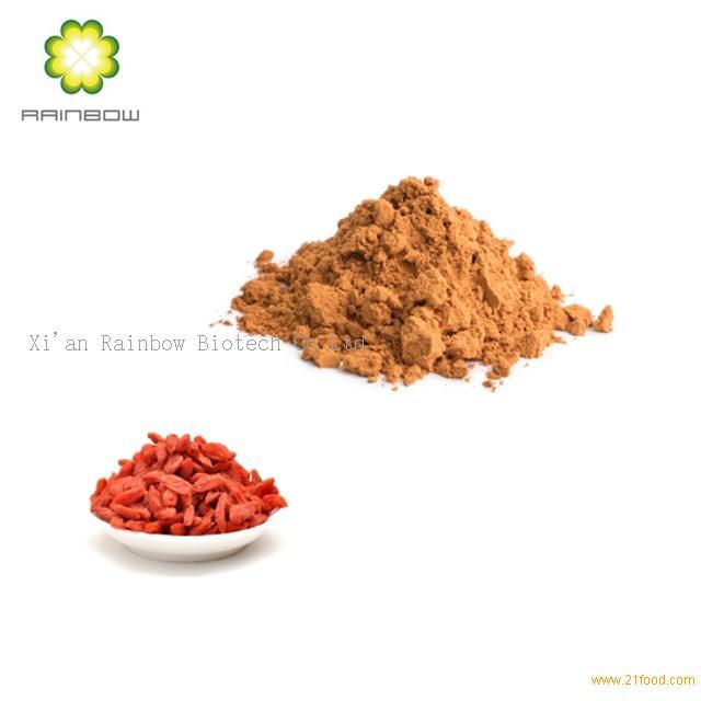 high qaulity goji extrac t powder