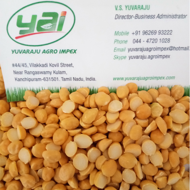 Channa Dal Exporters In India To Sri Lanka / UK / New Zealand / Ghana / Kenya / Singapore / Kuwait / Philippines / Nigeria