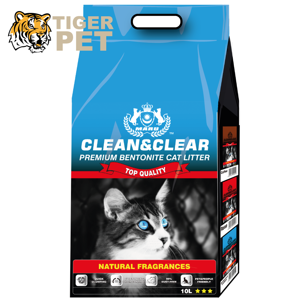 Super Hard Woody Clumping Wholesale high quality  cat litter for pet shop