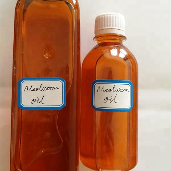 China invention patent yellow mealworm oil for fish oil animal feed